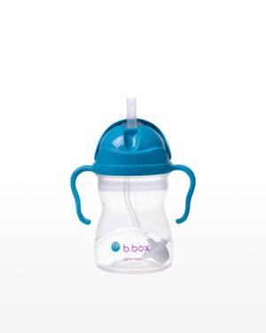B.box Blue Sippy Cup 240mL