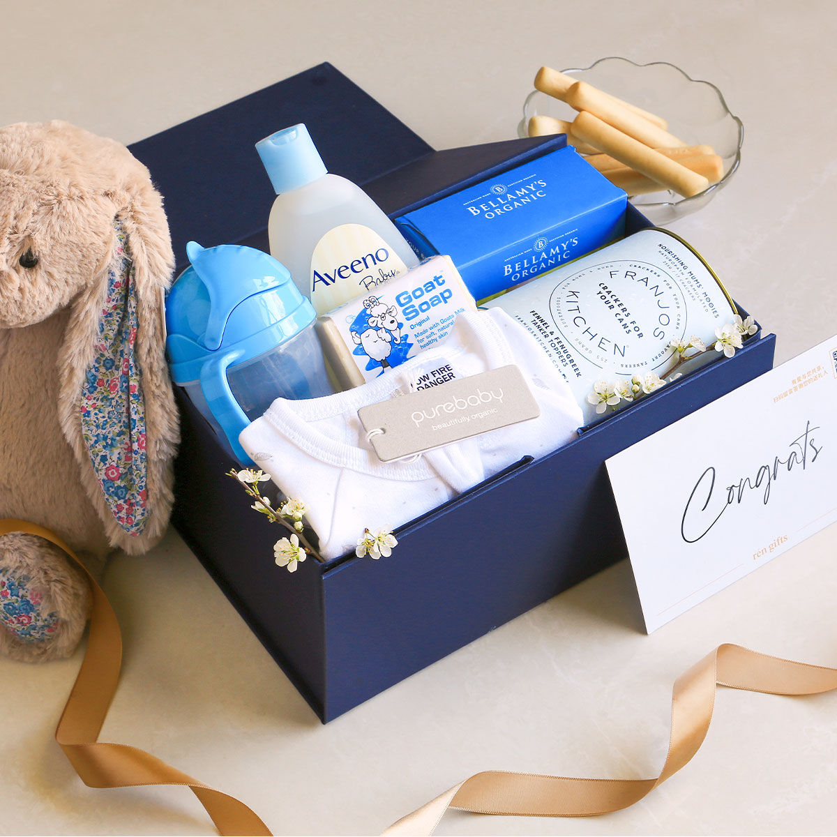 Baby Essentials 6m+ - Rén Gifts to China