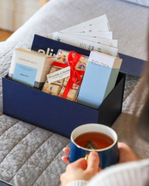 Bedtime Rituals Gift Box - Rén Gifts to China