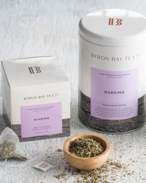 Byron Bay Tea Co Nursing Teabag 40g