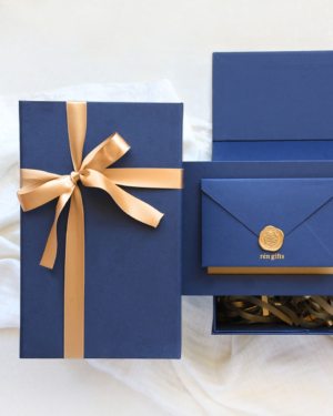 Classic Gift Box & Card