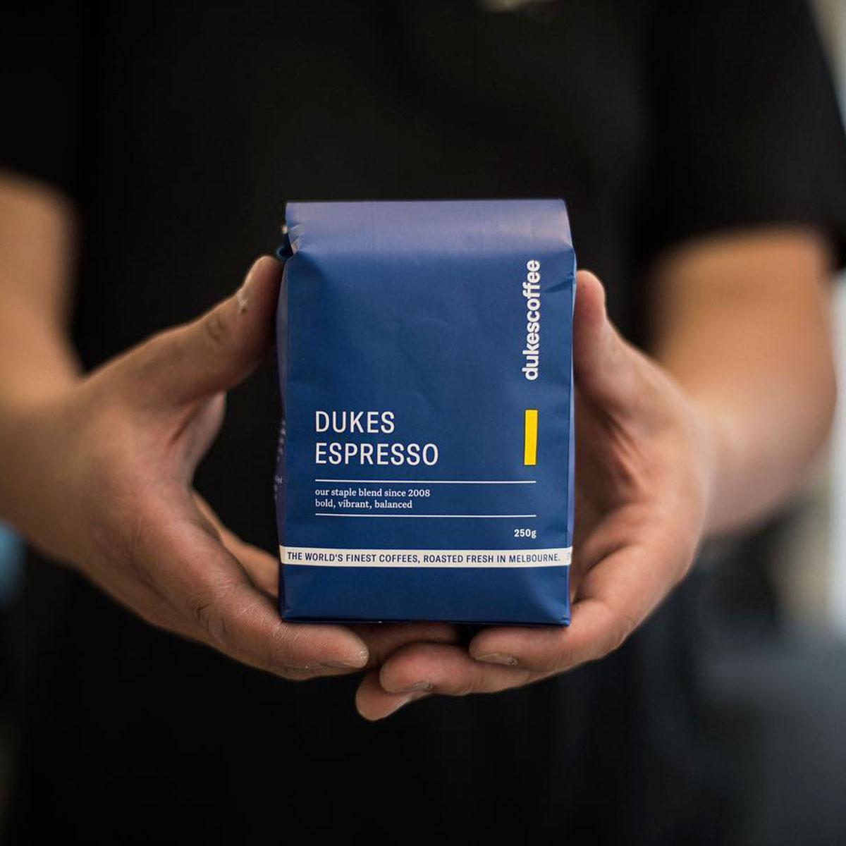 Dukes Espresso Blend 250g