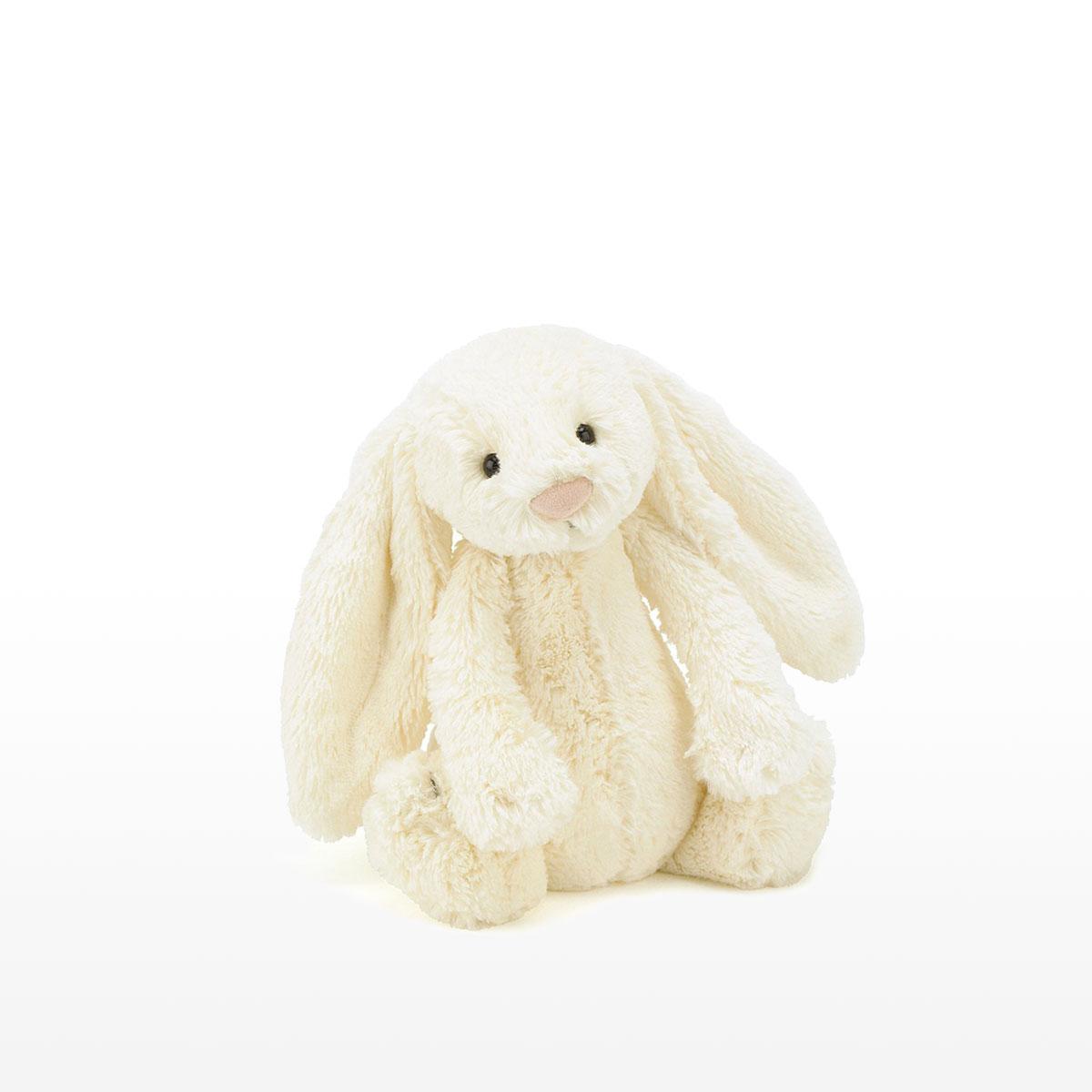 Jellycat Bashful Cream Bunny 31cm