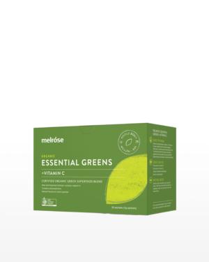Melrose Organic Essential Greens 3g x 30