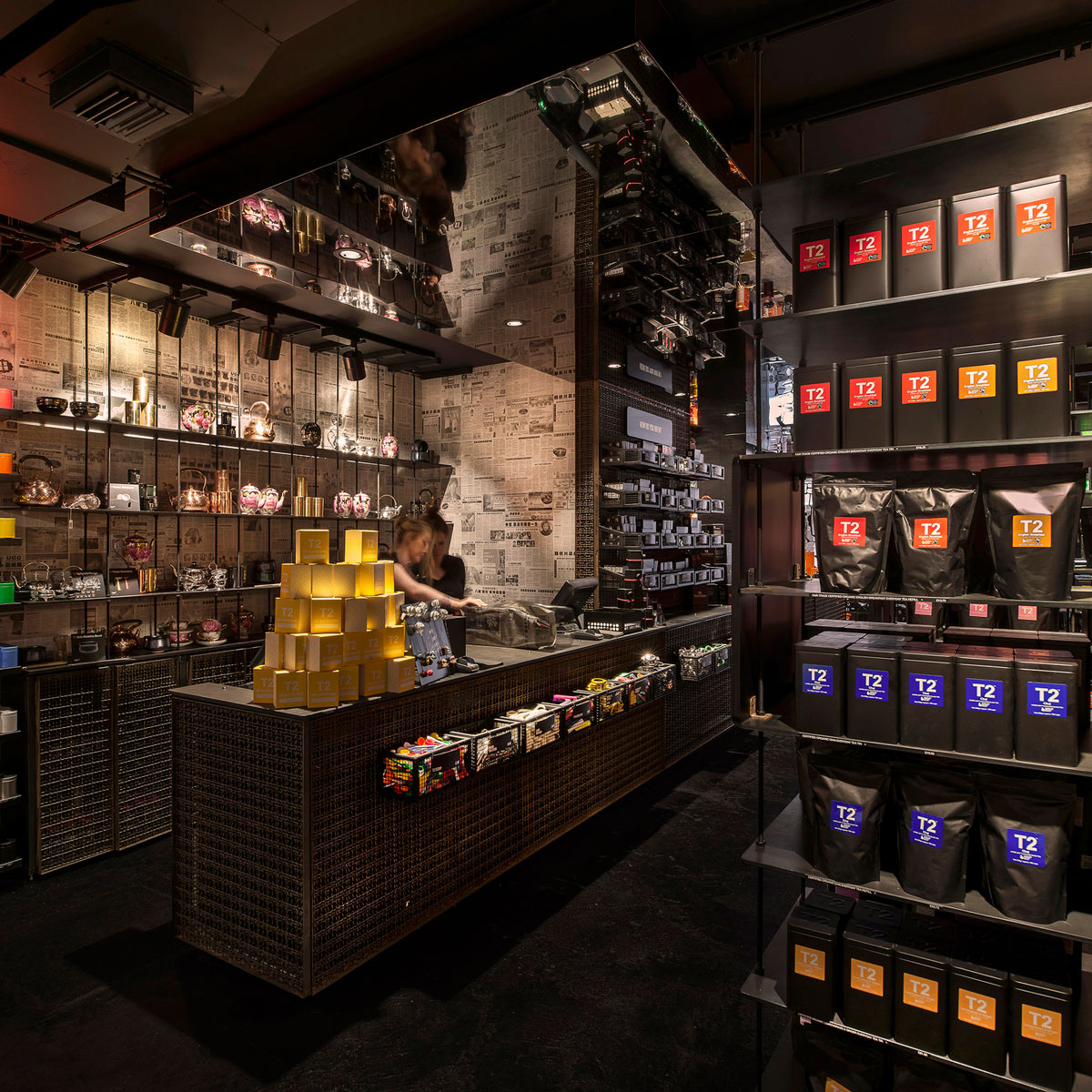 Iconic T2 Store | Tea Done Differently