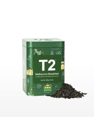 T2 Melbourne Breakfast Loose Leaf 100g | Tea Done Differently