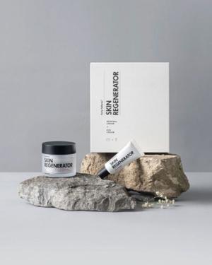 Unichi Skin Regenerator & Eye Cream Set 50ml & 15ml