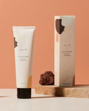 Ena Products Mandarin & Bergamot Hand Cream 100mL