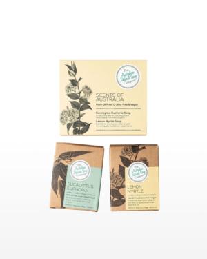 The Australian Natural Soap Company Scents of Australia 100g x 2