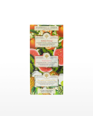 Wavertree & London Fruit Soap Trio Pack 200g x 3