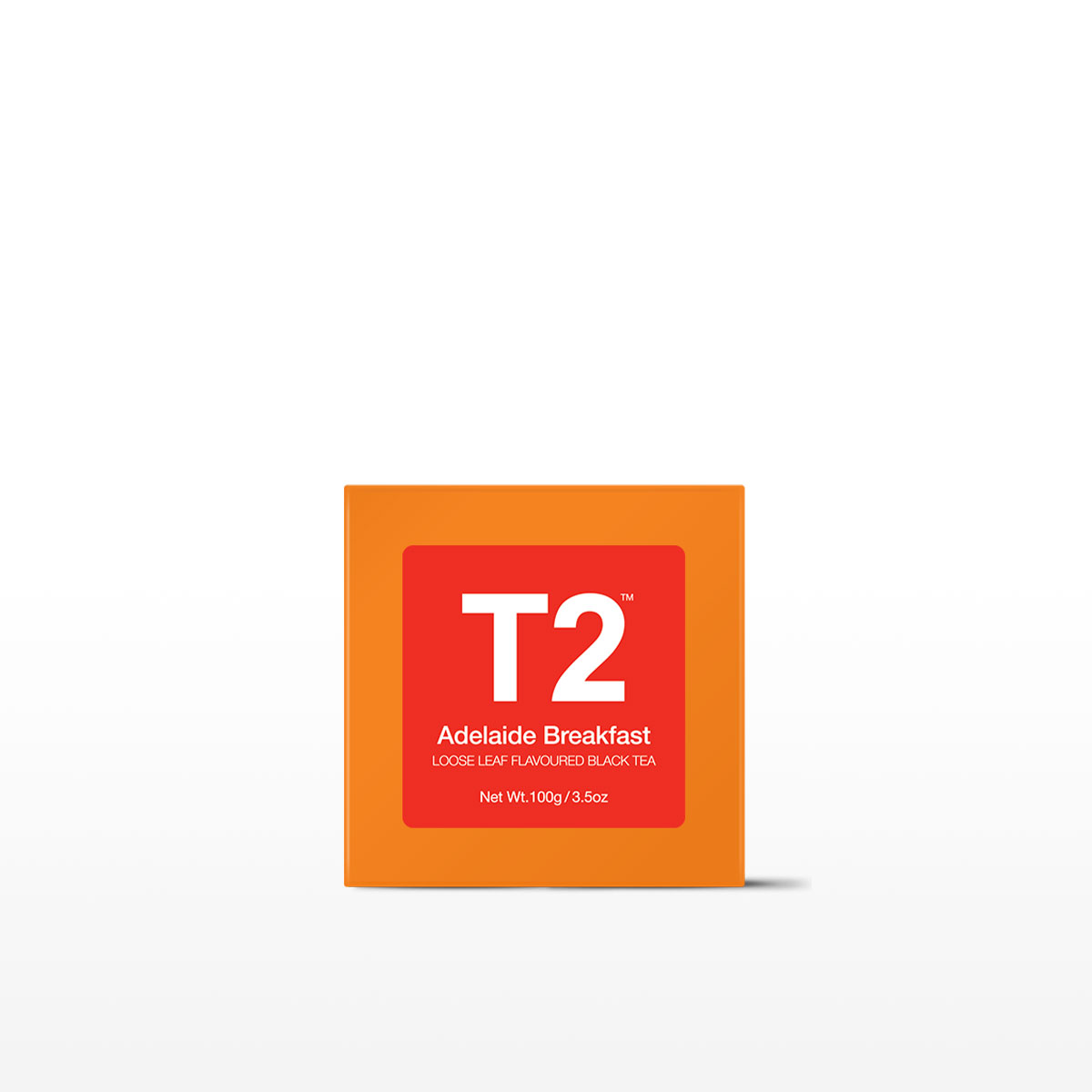 T2 Adelaide Breakfast Loose Leaf 100g | Tea Done Differently