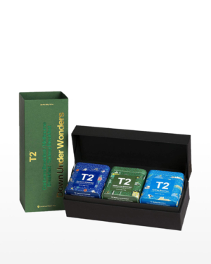 T2 Down Under Wonders Icon Trio 105g   Tea Done Differently