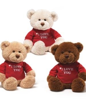 Gund 'I Love You' Bear 29cm