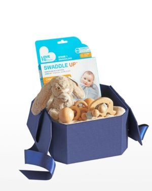 Celebrate the birth of a newborn baby with this Newborn Baby Unisex Gift Box