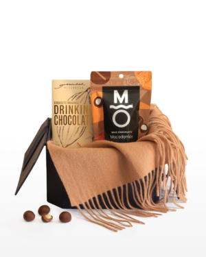 Surprise a loved one with this indulgent Winter Warmer Chocolate Gift Box